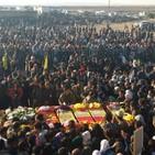 Internacionalista sobre el terreno en Rojava 10 de noviembre