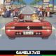 GAMELX 7x13 - Vehículos y Transportes míticos