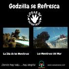 Godzilla se refresca CdM 16