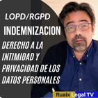 INDEMNIZACION | Derecho al Honor Intimidad Privacidad Datos Personales | LOPD | Proteccion de Datos