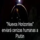 """""""Nuevos Horizontes"""" lleva cenizas humanas y más objetos a Plutón"""