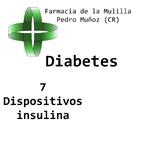 Charla Diabetes Episodio 7: Dispositivos insulina