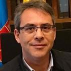 El alcalde de Agaete Juan Ramón Martín hace balance de las fiestas.