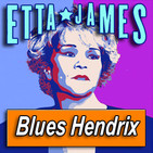 ETTA JAMES · by Blues Hendrix