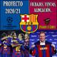 BARÇA 20/21 PROYECTO: Fichajes, ventas, alineación y esquema para RECONSTRUIR al FC BARCELONA | LaLiga Temporada 20...