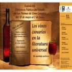 La Exposición los vinos canarios en la literatura universal en RTVCanaria