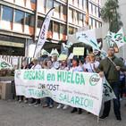 Grecasa: Preferimos ser cautos y esperar a los informes, mientras mantenemos la huelga
