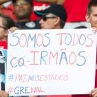 Rodada #10 - Violência nos estádios