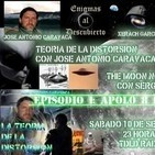 Enigmas al Descubierto - 1x5 Teoría de la Distorsión con Jose Antonio Caravaca y The Moon Now Episodio 1 Misión Apolo 8