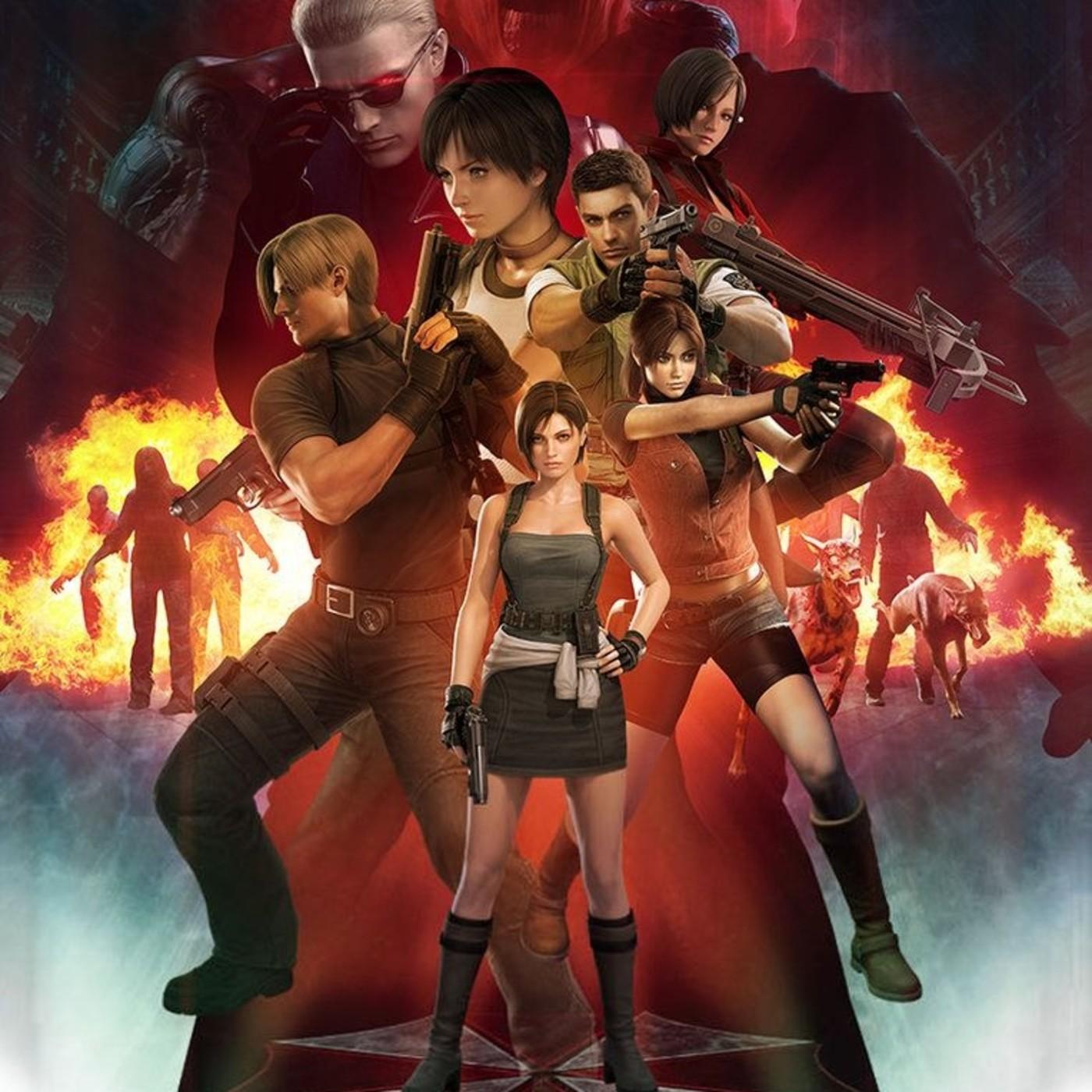 Soulmers Fresh! Recomendando Resident Evil