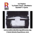 """Las Papisas """"La Papisa Juana ¿Realidad o leyenda?"""" 1º parte"""
