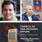 Jose Antonio Quintana presenta su libro en Telde
