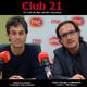Club 21 - El club de les ments inquietes (Ràdio 4 - RNE)- FERRAN ALEMANY (06/05/18)