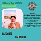 Alegoría Mexicana - Mtro. Víctor Gabriel Sánchez