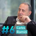 #6 Carles Ramió nos habla del coste laboral de robotizar la Administración Pública.