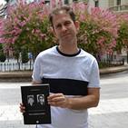 Entrevista a Rafael Bailón, autor del libro 'Sabor a palabra de mujer' (Ed. Vivelibro)