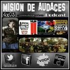 4x03-Mision de Audaces - Lyanna Stark - Trilogia Guy Ritchie - Los Vengadores 3