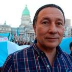 Jorge Ceballos Secretario General de Libres del Sur en SEXTO DIA FM 89.1 04-07-2020