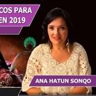 PREDICCIONES Y RITUALES MAGICOS PARA TRAER LAS BUENAS ENERGIAS EN 2019 con Ana Hatun Sonqo