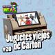 The Breves W.E.A.S. - #20 - Juguetes viejos de cartón
