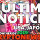 Últimas Noticias Bitcoin!! USA, Japón, China!!! Cryptonews 2019