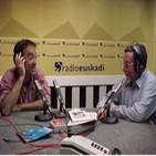 Radio Euskadi Roge Blasco entrevista a Julian Azcona
