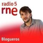 Entrevista en Blogueros (Radio 5)