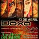 Doxa y Alien Rockin Explosion