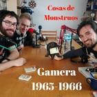 Cosas De Monstruos 3 Gamera 1965 1966