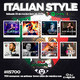 ITALIAN STYLE radio show 700 23-11-2019
