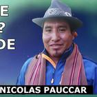 DESCUBRE QUE ERES, Y DE DONDE VIENES por Nicolas Pauccar, Historia de la Creación Andina