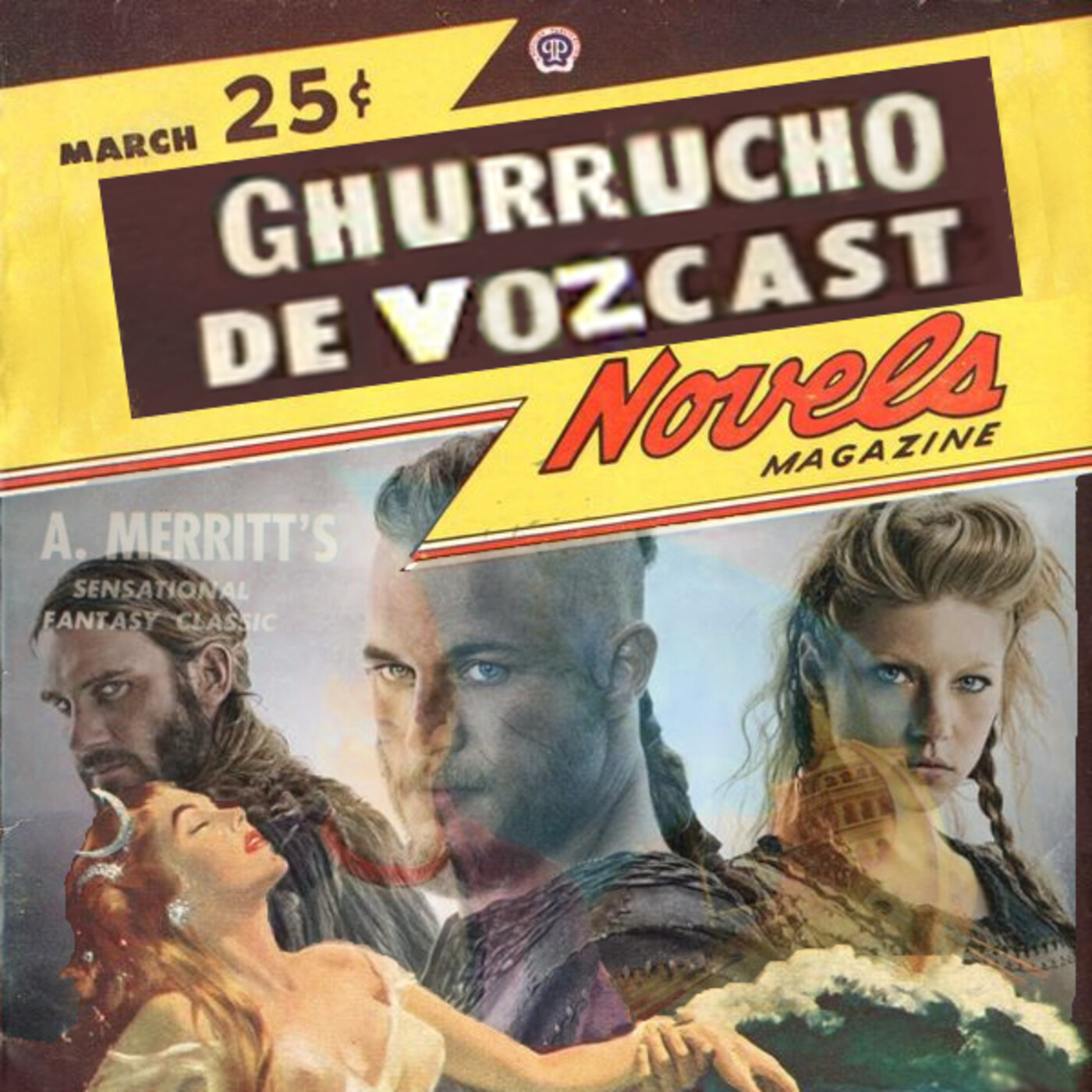 Gurrucho Vikings e Viquingos. Podcast en galego