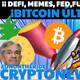 🔔🔔🔔 Bitcoin, Memes, Defi, Fed ¡Últimas Noticias! 🔔🔔🔔