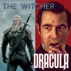 LODE 10x18 – THE WITCHER la serie + DRACULA la serie