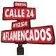 #125# Aflamencados - Calle 24