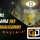 4Players 183 Pero que miedo!!! Outlast 2 y little nightmares
