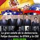 #LaGranEstafa de la #democracia en #España - Felipe González, la #OTAN y la #CEE #UE