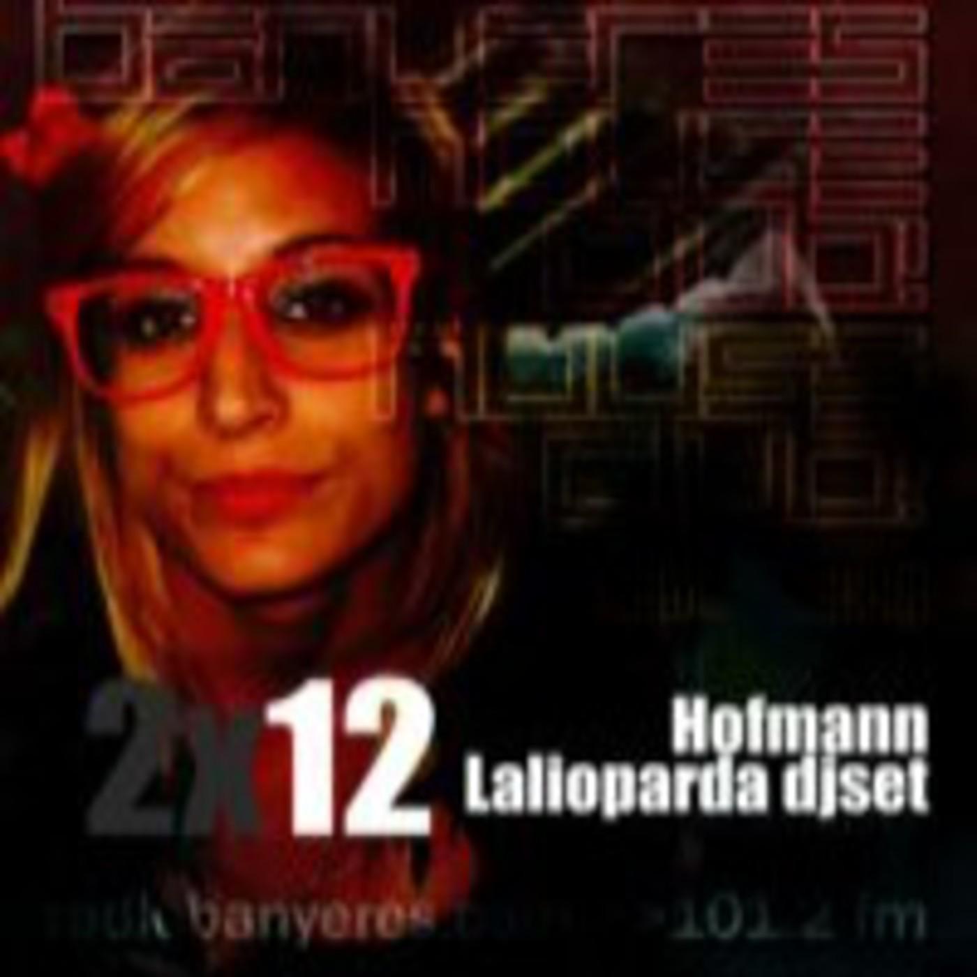 BHC2x12 - 22/11/2014 Hofmann Lalioparda - Electroswing djset