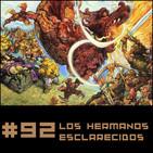 """#92 TERRY PRATCHETT - """"Los Hermanos Esclarecidos"""" una viñeta de Guardias Guardias"""