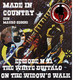 """By Mauro Secchi (MAX) 91° Episode' MADE IN COUNTRY """"THE WHITE BUFFALO - ON THE WIDOW'S WALK"""""""