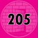 Nivel Escondido 205