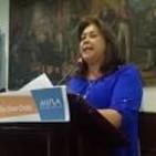 Renunció la Concejala Gloria Stella Díaz, para tomar posesión como Senadora (La W Radio)