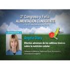Dra. Angela Olaru - Efectos adversos de los aditivos tóxicos sobre la nutrición celular