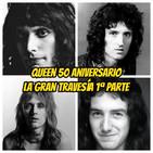 Queen 50º Aniversario en Radio Free Rock