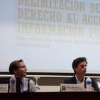 """Delimitación y límites el derecho de acceso a la información"""" Ponencias Agustí Cerrillo"""