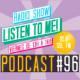 Listen To Me! #96 - Especial 'Lo que viene en 2016 Nacional' (08/01/16)