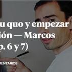 Entrevista a Marcos Vázquez en Una Vida a Tu Medida (Parte II)
