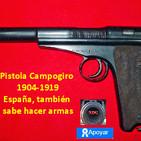 NdGfans Pistola Campo Giro, 1904-1919, Una leyenda española