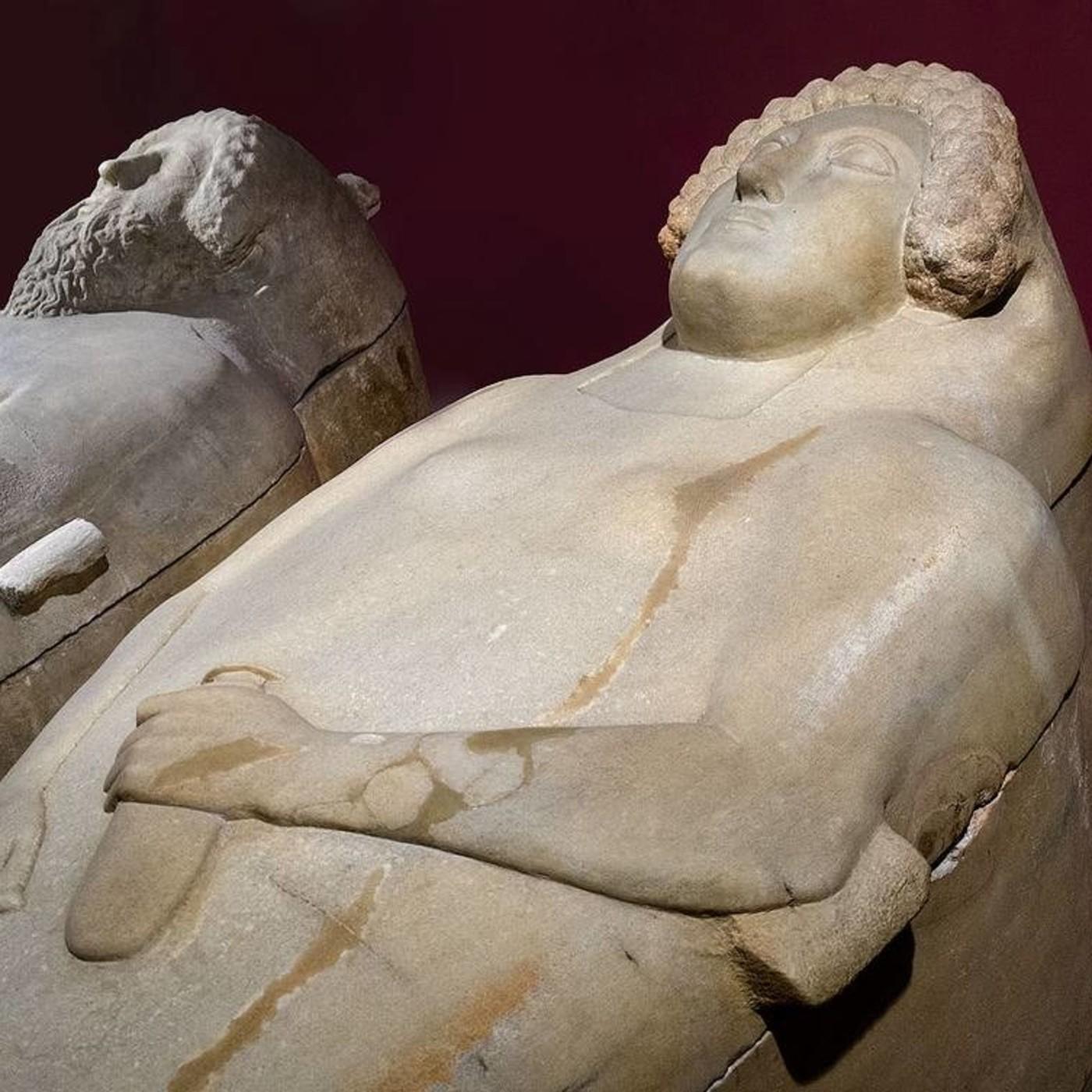 Voces del Misterio COPE: El misterio del sarcófago de la