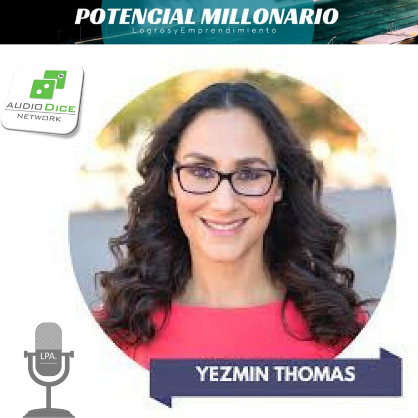 El balance en la vida   Yezmin Thomas, Periodista y Coach Certificada en finanzas personales  Potencial Millona